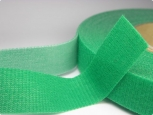Cabeltie from the roll - extra soft - green