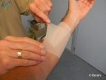 Gecko® Nanoplast® - medical bandage